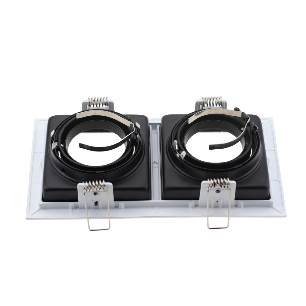 Commercial Lighting Square Led Adjustable Recessed