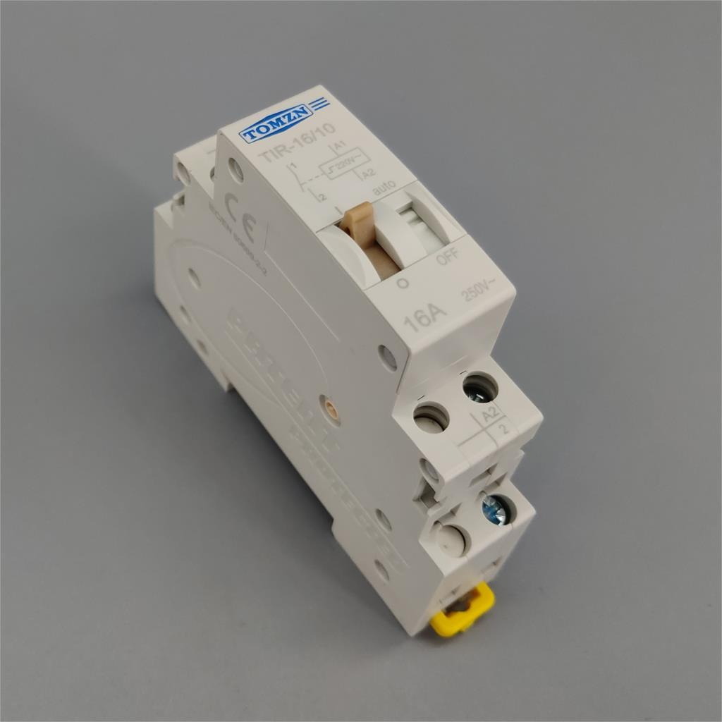 Impulse Relay Household Electric pulse control relay 16A ...
