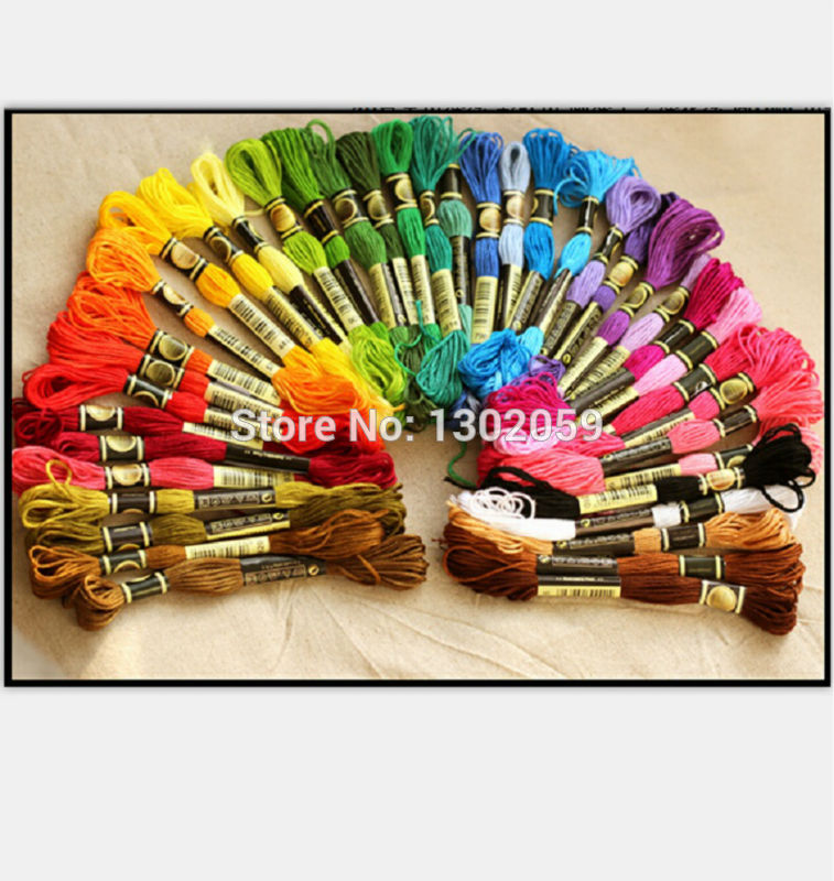 Similar DMC Embroidery Thread Yarn Floss / Cross Stitch Yarn Thread Floss Fast Shipping