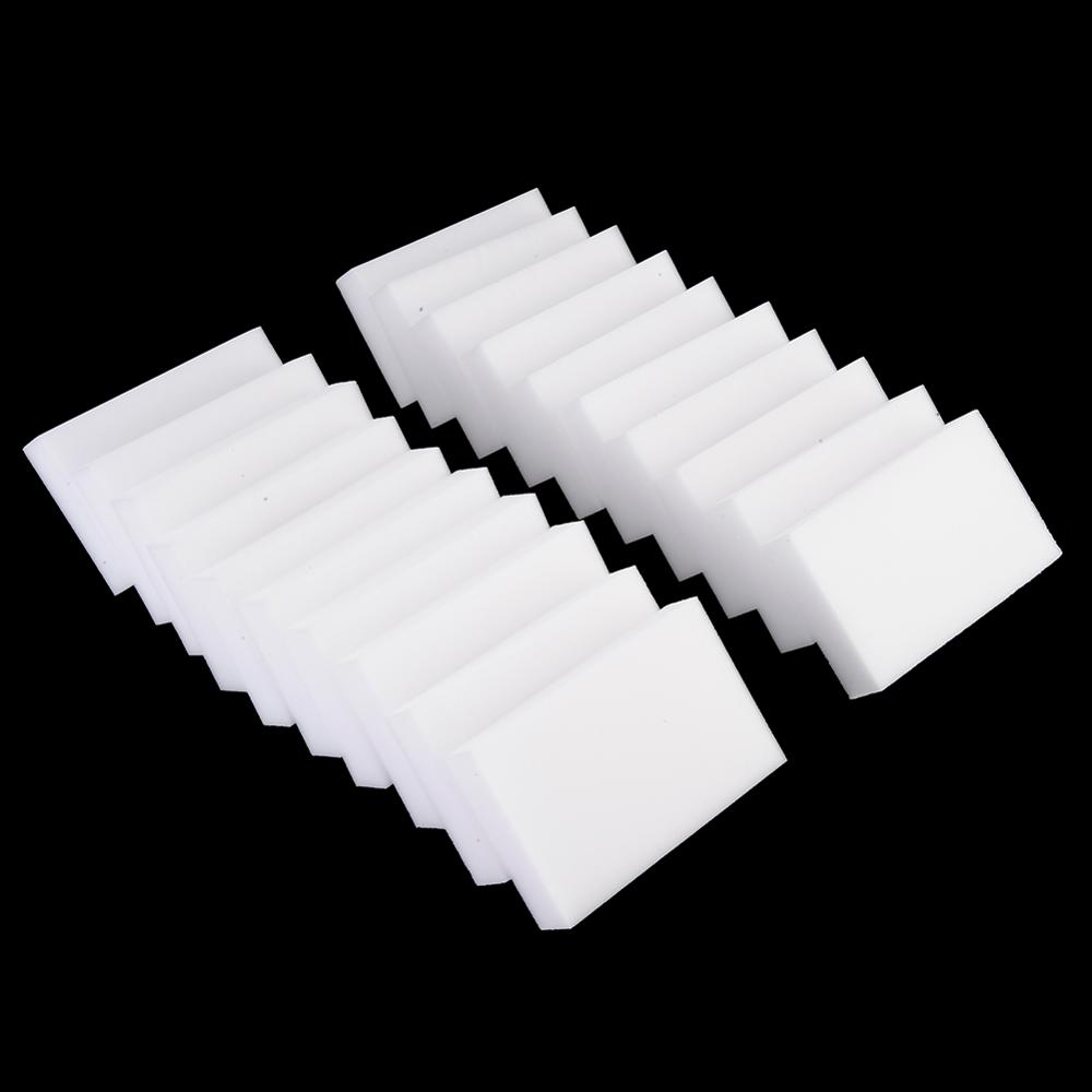10/20 PCS White Magic Sponge Eraser Melamine Cleaner Multi-Functional Kitchen Bathroom Cleaning Tools Nano Sponge 100*58*20mm