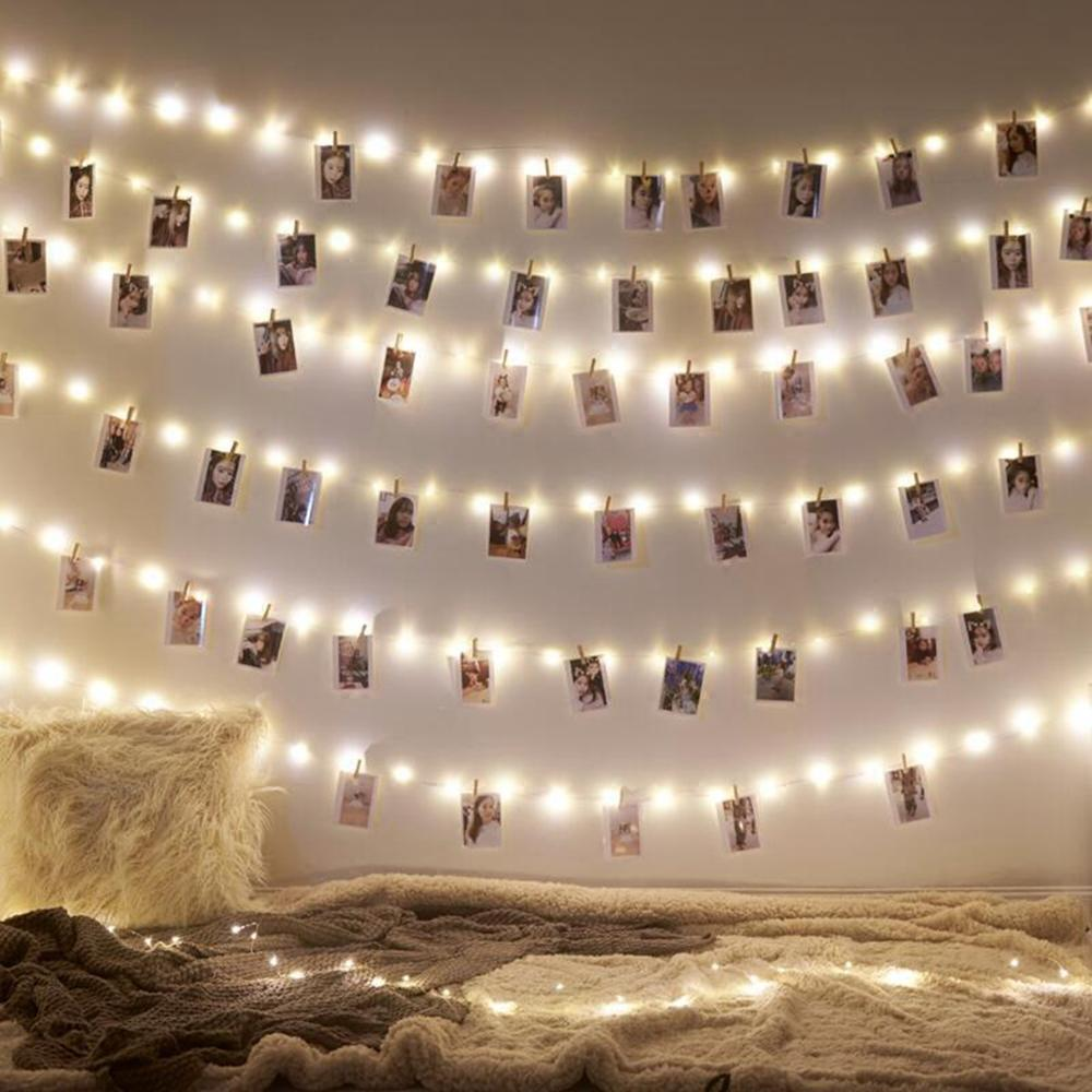 FENGRISE Wedding Decoration Fairy String Light Rustic Vintage Wedding Party Decor Wedding Favor Gift Bride To Be Party Supplies
