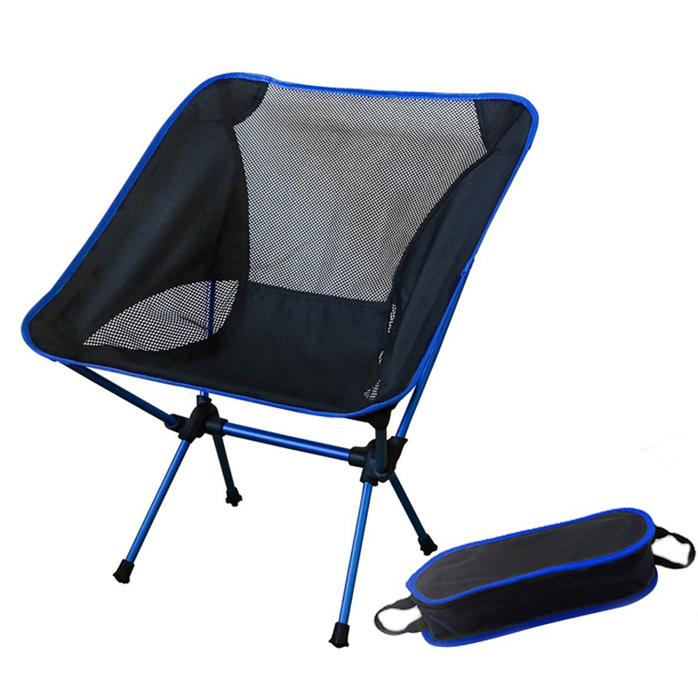Outdoor Fishing Folding Camping Chair with 600D Oxford fabric and 7075 Aluminum Alloy for Garden,Camping,Beach,Travelling