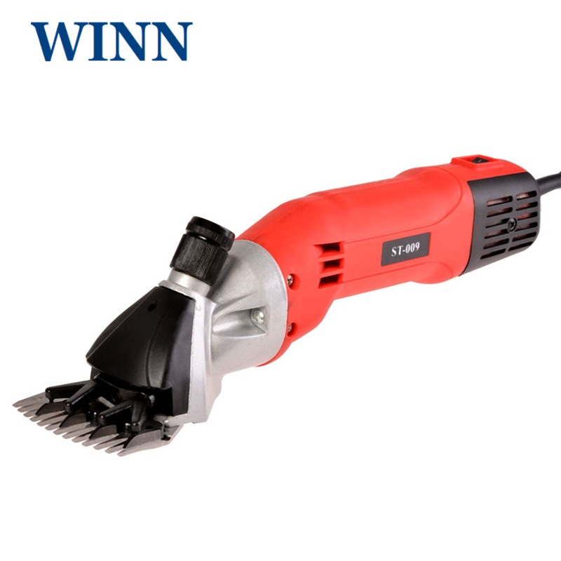 ST009 Sheep Clipper 220V 500W Scissors of electric Goat Shearing Cutter Goat wool trimming Machine 13T blade  electric tool