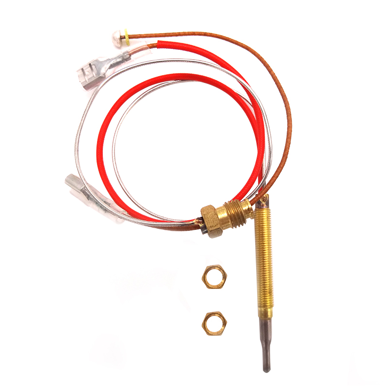 Promotion Price EARTH STAR Outdoor Patio Heater M6*0.75 Head Thread With M8X1 End Connection Nuts Thermocouple 410mm